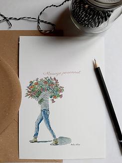 Fille fleur message personnel.jpg