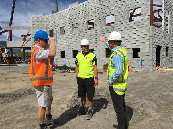 Lattey to the Limit: Building the Hastings Health Centre