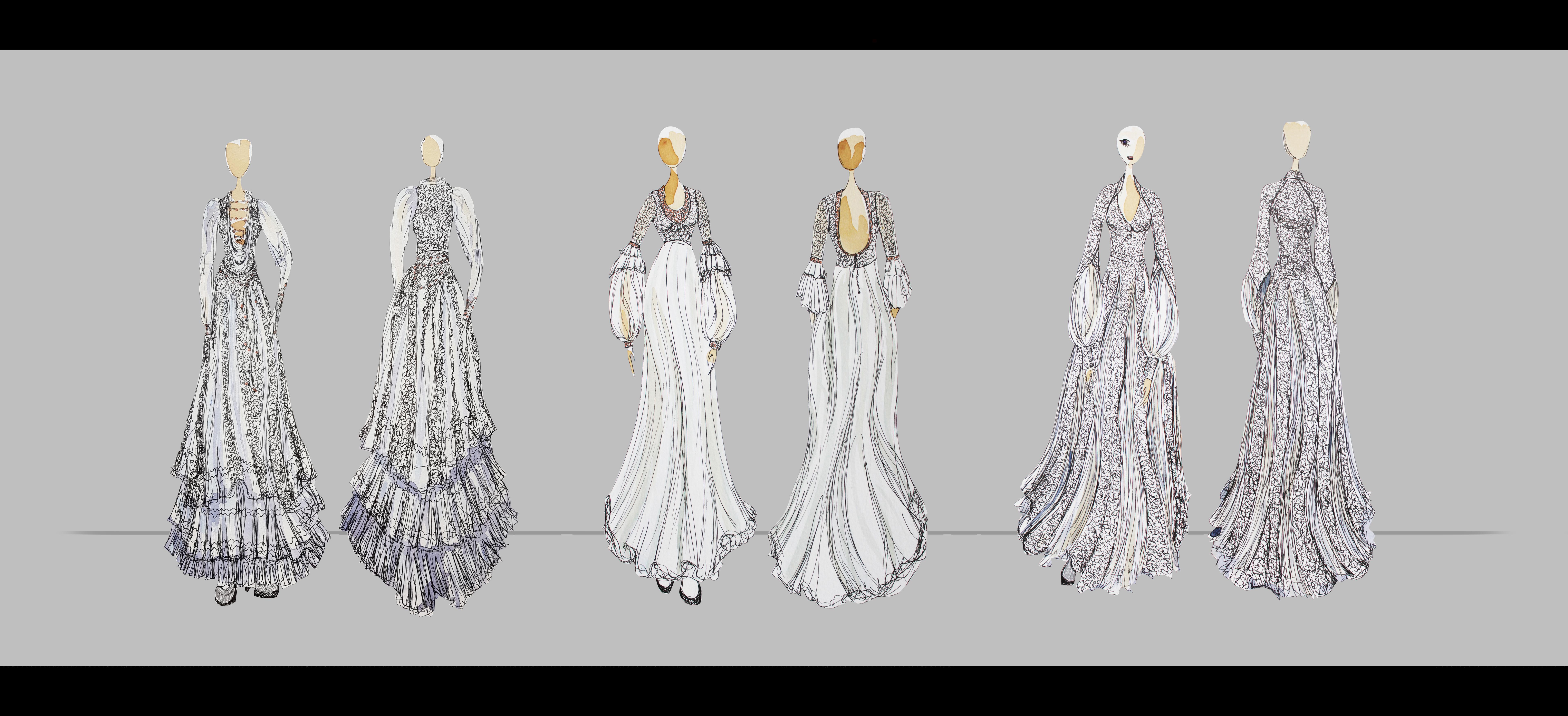 Nuotakos suknelės