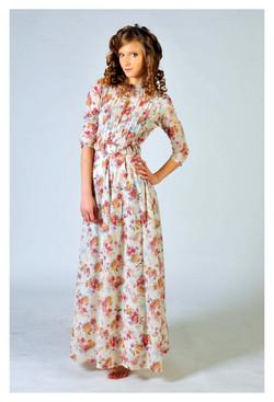 medvilninė ilga suknelė  . jpg