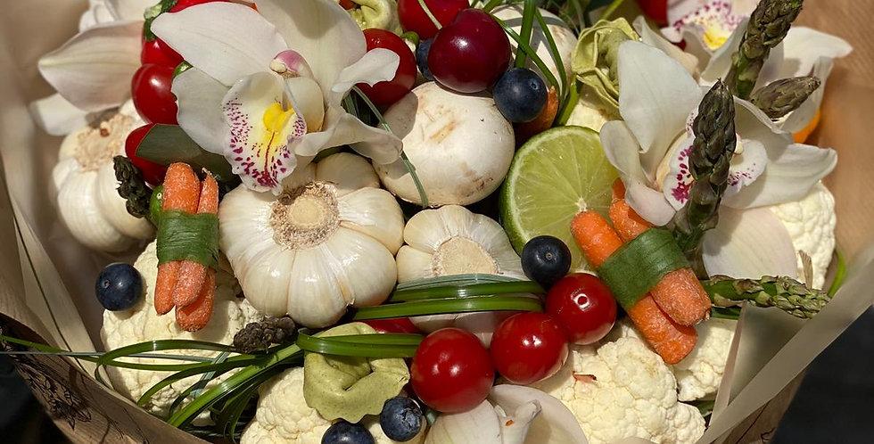 """Buket """"Zeleninový mix"""""""