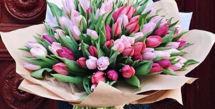 Mix tulipánů od 20 kusů