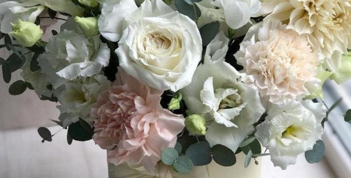 """Květinový box """"Něžnost"""""""