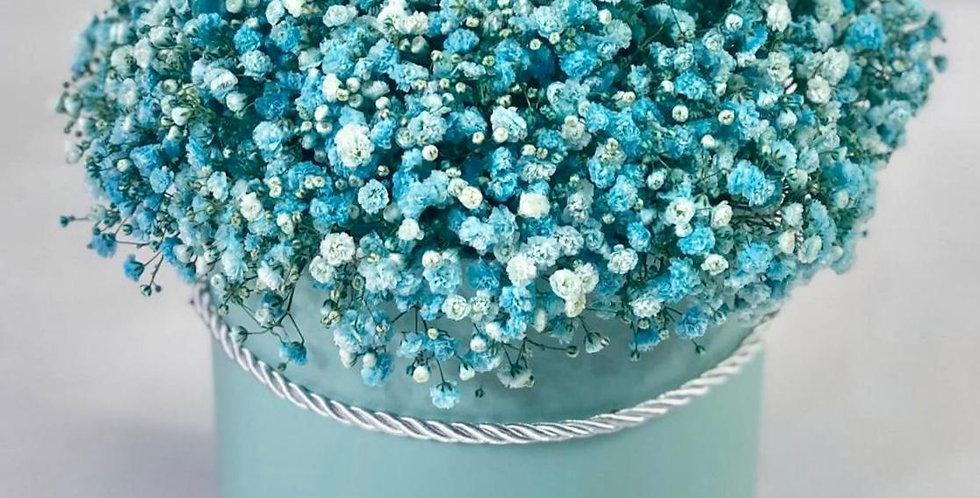Květinový box velikosti M Tiffany