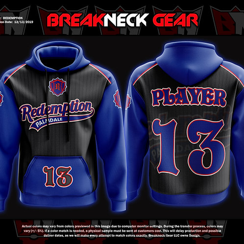 REDEMPTION CLASSIC HOODIE