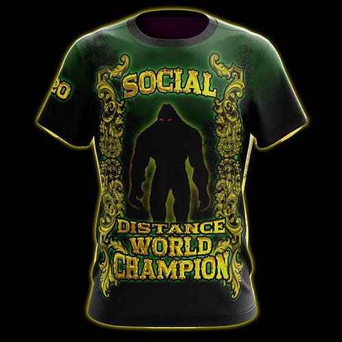 SOCIAL DISTANCE CHAMP