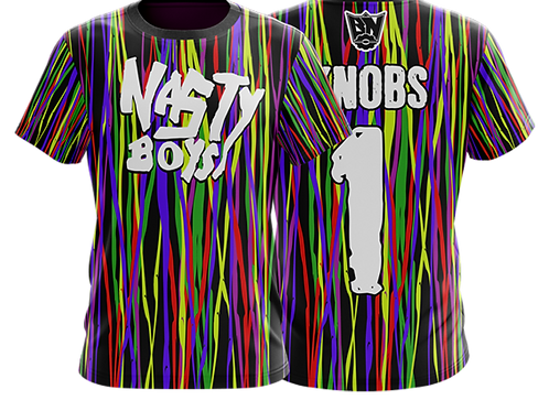 CUSTOM NASTY BOYS FULL DYE SUB SHIRT