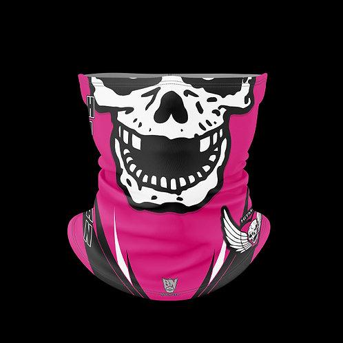 Bret Hart Pink Skull