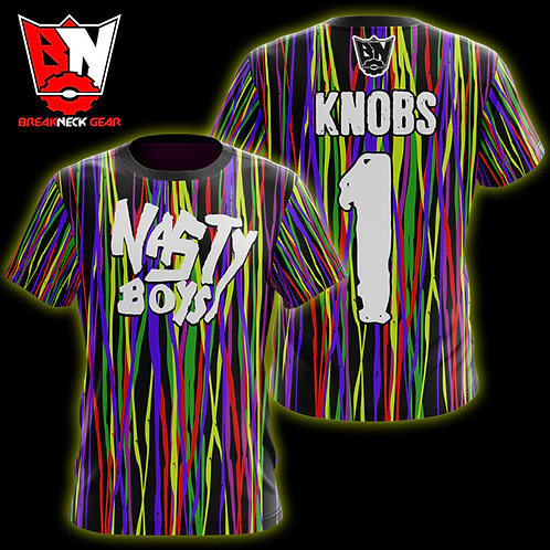 Nasty Boys! Full Dye Sub shirt