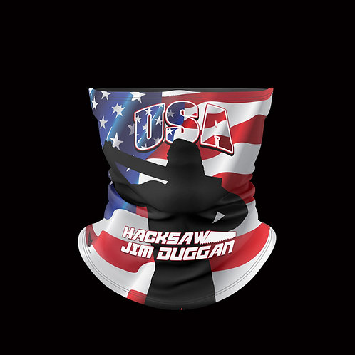 HACKSAW JIM DUGGAN U.S.A