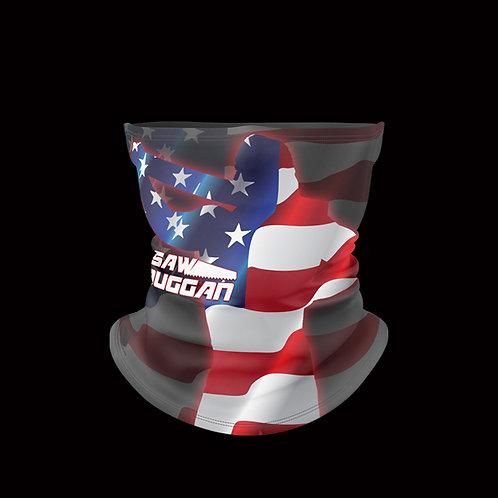 AMERICAN FLAG HACKSAW JIM DUGGAN