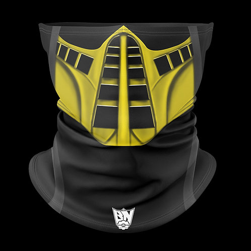 YELLOW NINJA MASK