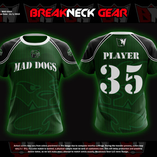 MAD DOGS Fast Pitch