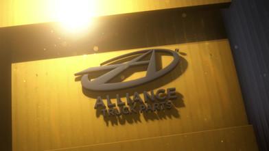 Alliance Truck Parts Logo Test