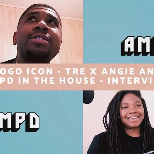 Trè x Angie Ange Interview