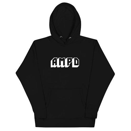 AMPD Essentials Hoodie - Black