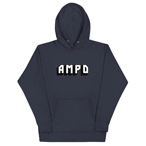 AMPD Essentials Hoodie - Navy