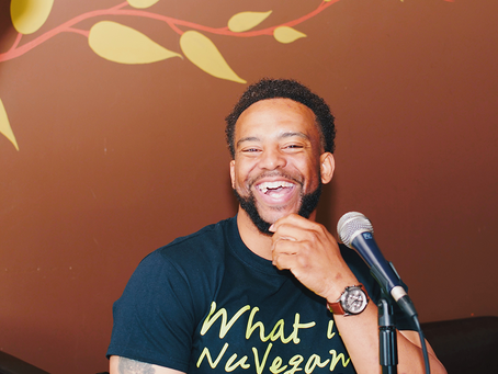 Eps. 2 - Vernon Woodland x Culturetects Interview | Creating NuVegan and Pioneering Vegan Soulfood