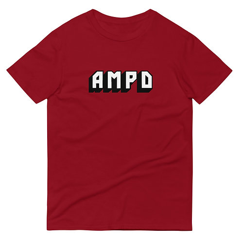 AMPD Essentials Top - Independence Red