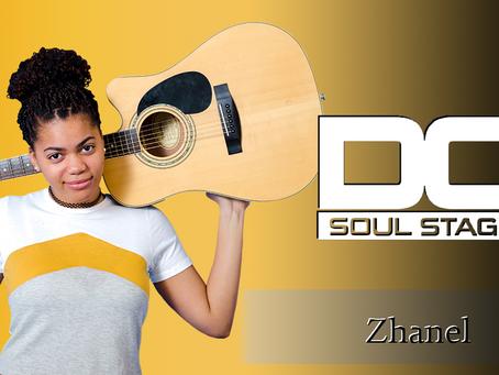Zhanel | The D.C. Soul Stage [Season 3 : Episode 2]