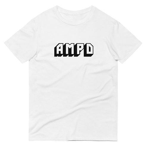 AMPD Essentials Top - White