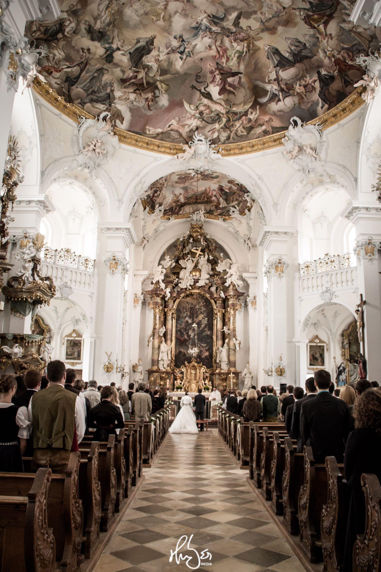 HUBER Media | Kirche Rott am Inn
