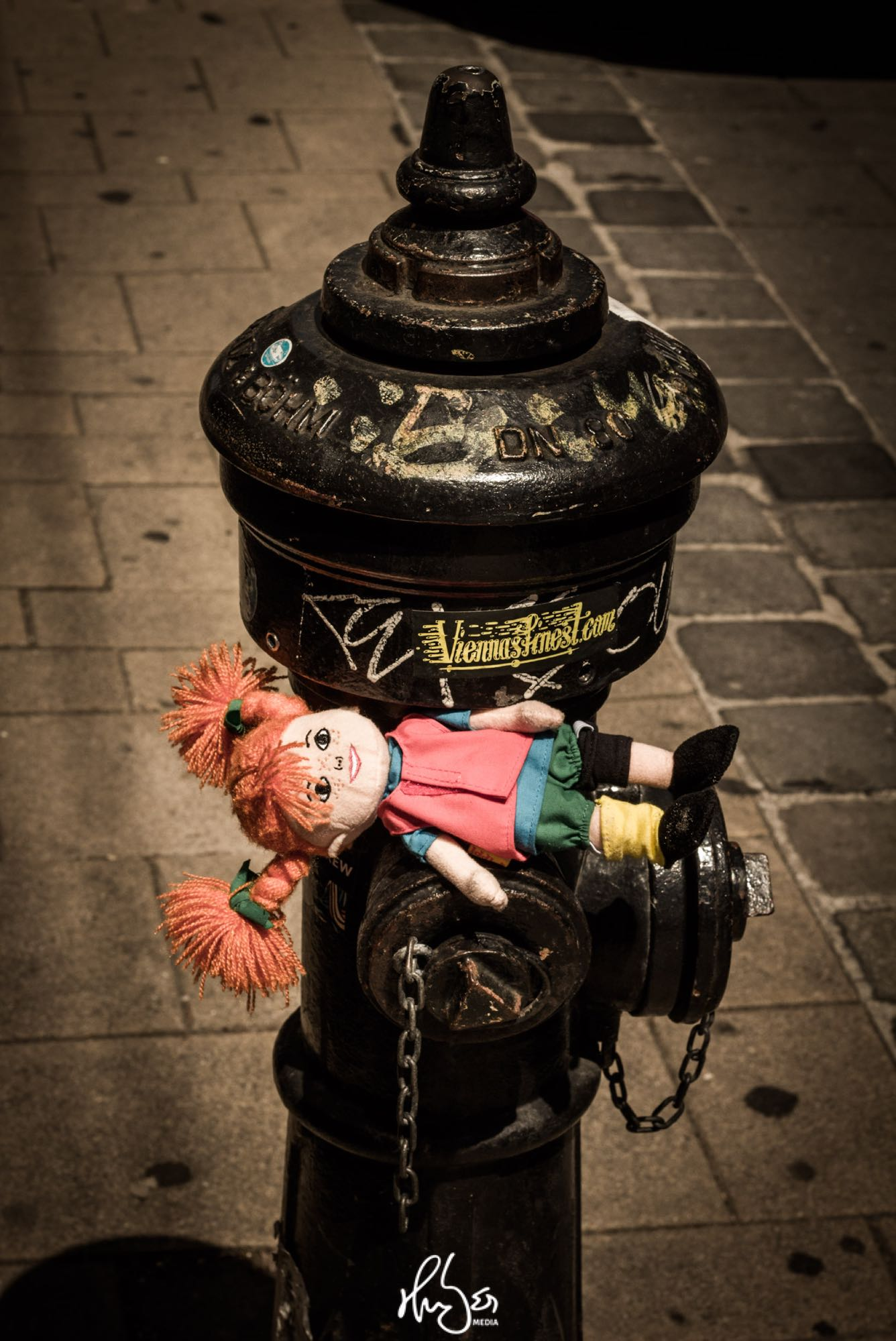 HUBER Media | Puppe