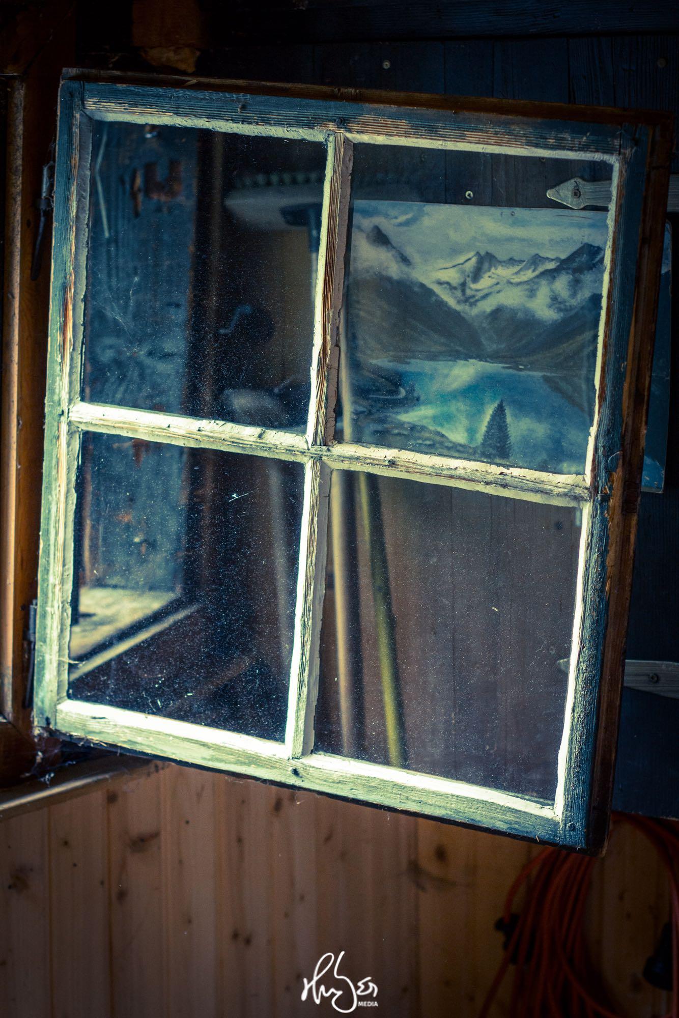 HUBER Media | Vintage Fenster
