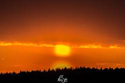 HUBER Media | Sonnenuntergang