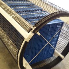 Custom urchin cage