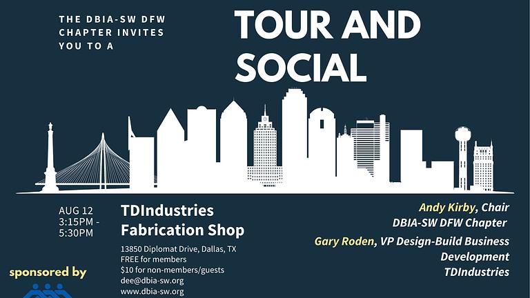 DFW Chapter: Tour & Social