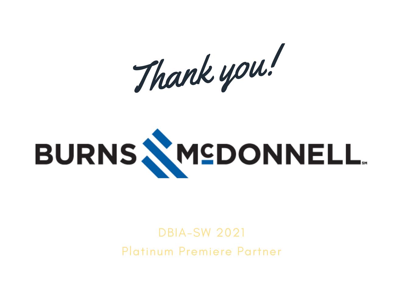 Burns & McDonnell Premiere Partner