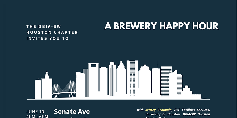 Houston Chapter: Brewery Happy Hour