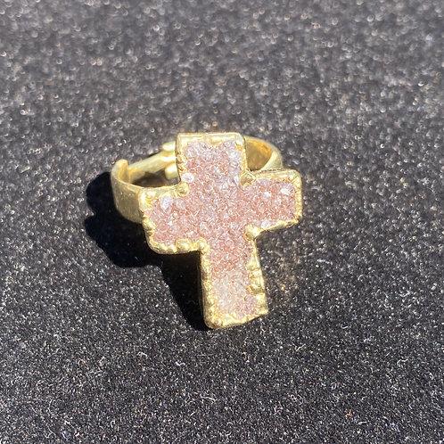Adjustable Cross Ring