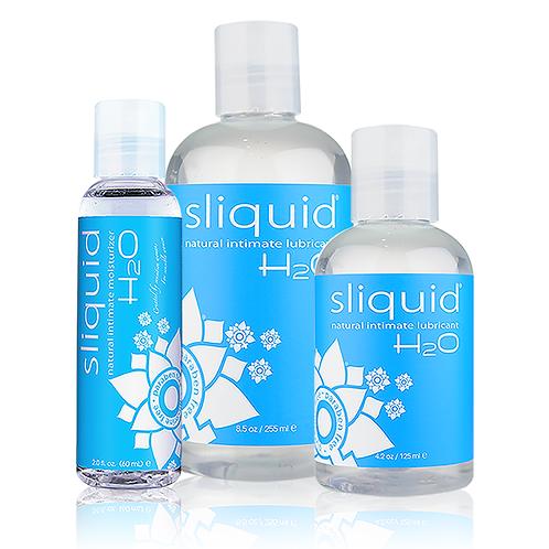 H2O – Sliquid Naturals Lubricant