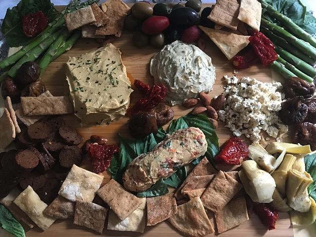 #1 Organic Soul KC Cheese Platter