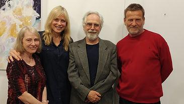 Mary Ellen Farrow, Jiri Genzer, Carole Turner, John McKinnon