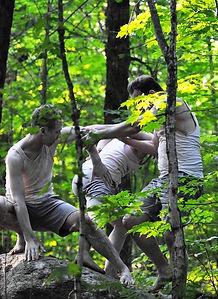 Throwdown Collective - Sculpture Forest