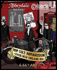 Abbeydale Brewery - FunkDungeonHopCult-C