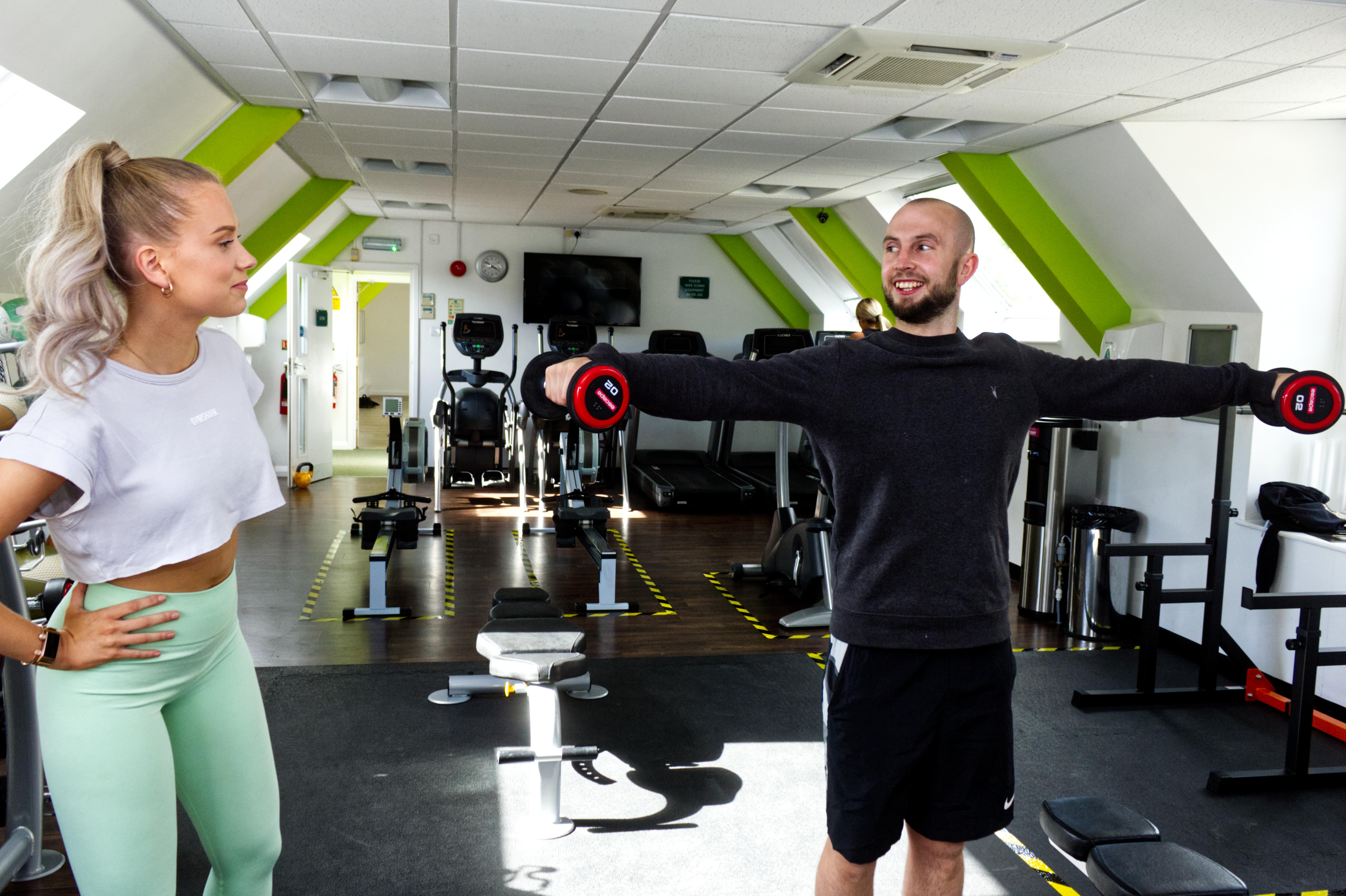 Everyday Fitness 18