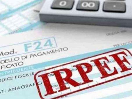 Irpef 2020 – scadenza saldo e acconto con proroga per le partite IVA alle quali si applicano gli ISA
