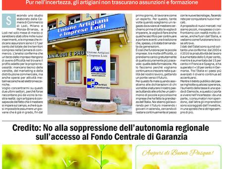 Lodi Artigianato - aprile 2019