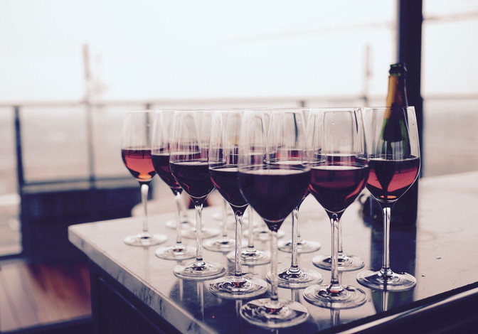 HOW TO INDULGE YOUR LOVE FOR FOOD AND WINE?