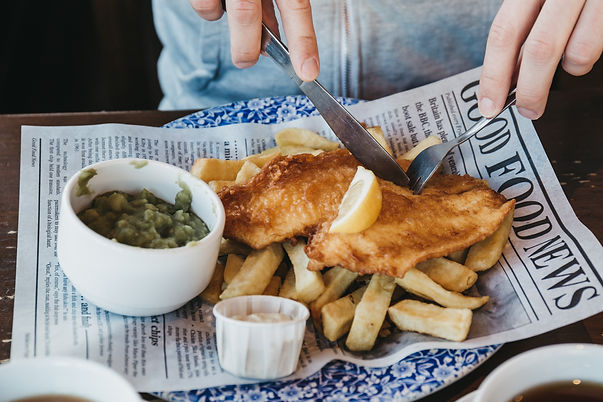 fish and chips, Outlander, Scotland, Cultivating Connections Travel Planners, travel advisor, Erin Smith, affinity groups, girls trips, ladies getaways, guided tours, journey, guided group journeys, custom group adventures, luxury travel, empty nesters