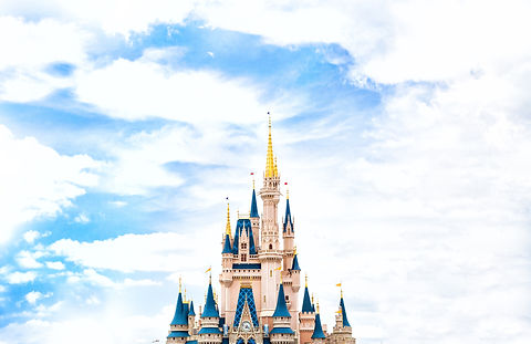 Cinderella's Castle Walt Disney World