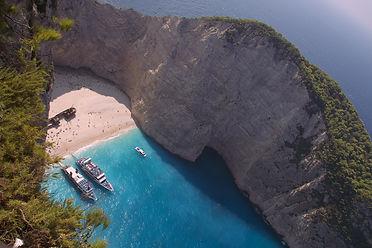 Zakynthos Greek Isles Beach