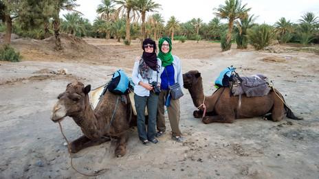 Destination: Morocco