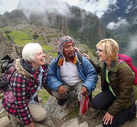Destination: Peru