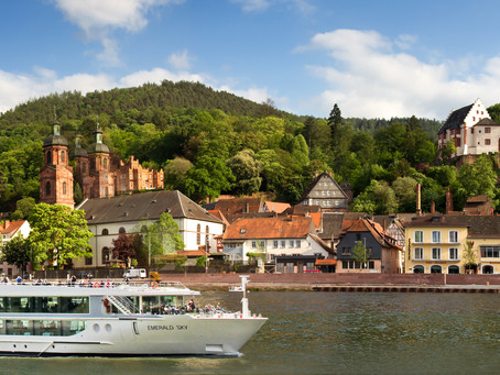 Would You Rather Go TO a Country, or THROUGH One?  River Cruises are PERFECT for you!