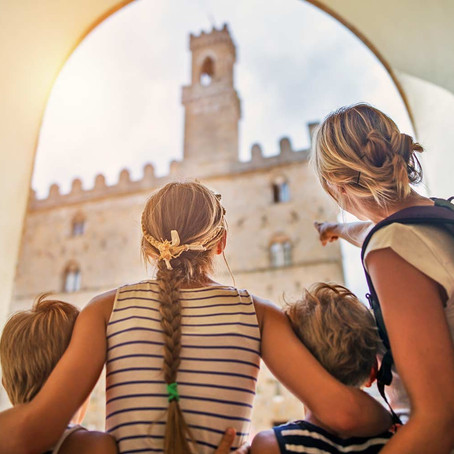 TOP 5 EUROPEAN CITIES FOR FAMILIES
